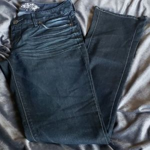 Express SkyScraper Stella Regular Fit Jeans